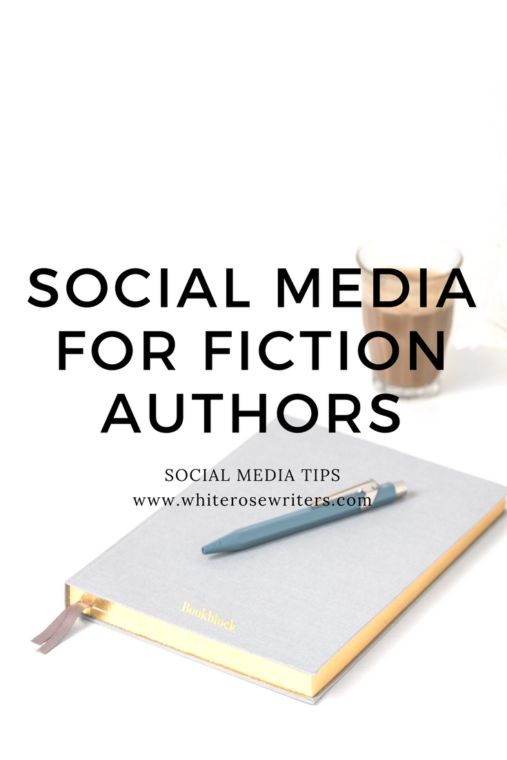 Social Media For Fiction Authors