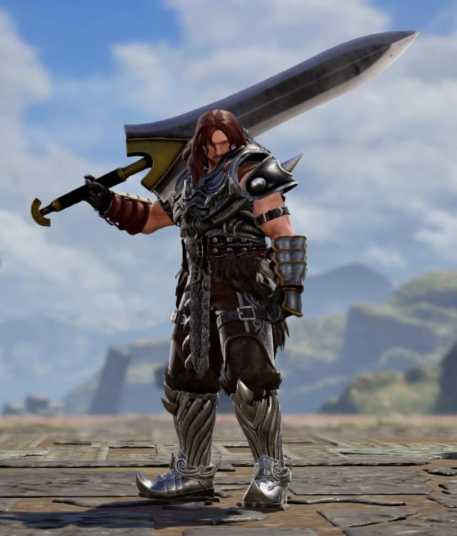 Soulcalibur character creation