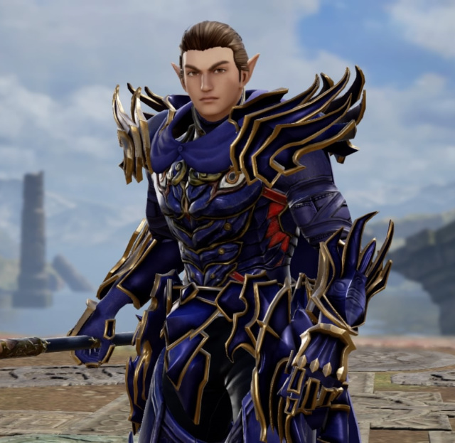 Soucalibur custom character